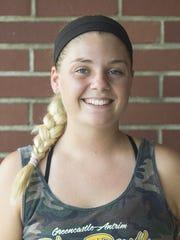 Mackenzie Oberholzer, Greencastle field hockey