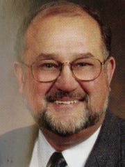Former Wisconsin Assembly Rep. Garey Bies, who sponsored