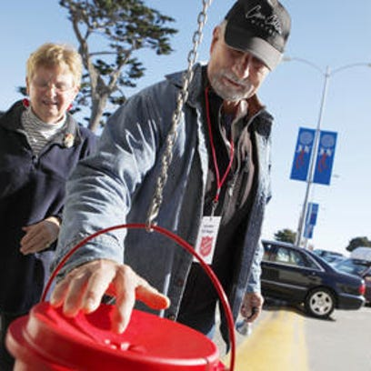 The Salvation Army is looking for a few more good bell