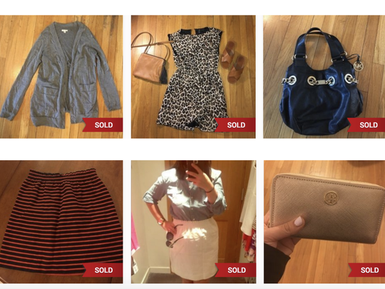 I made more than $700 selling my clothes on Poshmark. Here's how I did it.