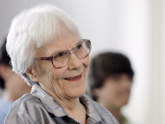 """Harper Lee is the author of """"To Kill a Mockingbird."""""""