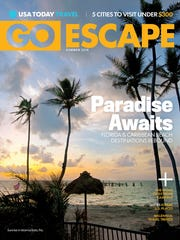 USA TODAY GoEscape Summer magazine
