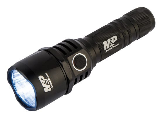 M&P by Smith & Wesson rechargeable flashlights