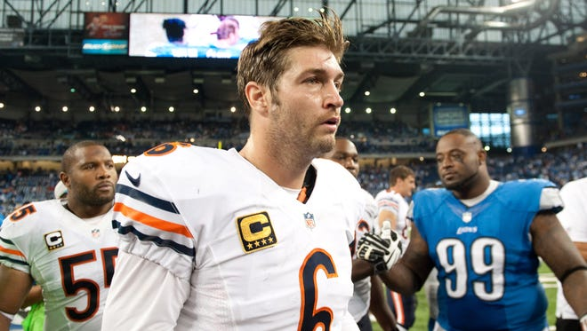 If the NFL had expanded the playoffs last season, Jay Cutler and the Chicago Bears would have been in the postseason.