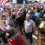 Cuban students react to Castro's death