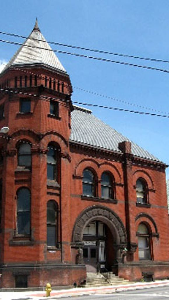 Philadelphia Street facade