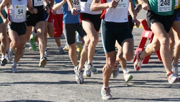 Track stock photo.
