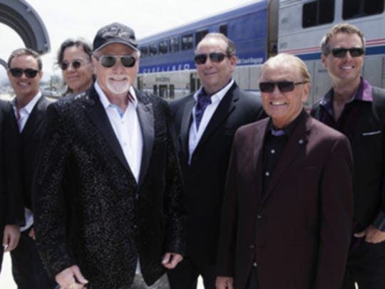 The Beach Boys will perform at 8 p.m. Aug. 26 at the