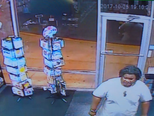 A person of interest connected to the use of counterfeit currency at several stores in the North Cornwall area. Police ask anyone who can identify this individual to call them at 717-274-0464.