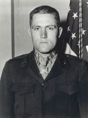 Arthur J. Jackson is one of 13 Medal of Honor recipients from Oregon. Jackson, according to the official citation, wiped out 12 pillboxes and 50 Japanese soldiers in a one-man assault Sept. 18, 1944, on the island of Peleliu. He served in the Marine Corps.