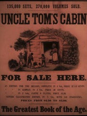 """Uncle Tom's Cabin"" was originally published as a magazine"