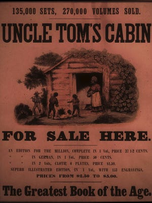 """""""Uncle Tom's Cabin"""" was originally published as a magazine serial"""