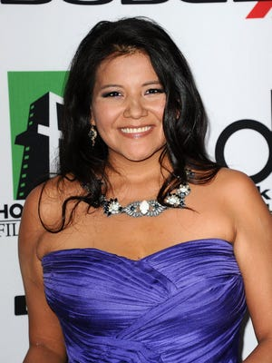 Actress Misty Upham, seen here at the 2013 Hollywood Film Awards, has not been seen or heard from in a week.