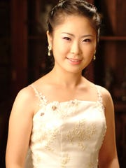 Ah Young Kim, pianist and first-year resident artist for Shreveport Opera Xpress.