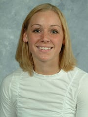 Amanda Geissler played basketball at UW-Stout.