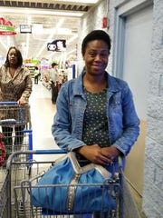 Kalandra Floyd was able to get Christmas gifts for her children thanks to Christmas Wishes.