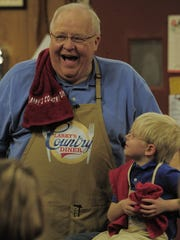 """Larry's Country Diner"" is a family-friendly RFD-TV show that regularly features musical guests."
