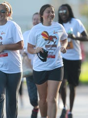 Thursday's Turkey Trot  is a great opportunity for