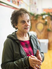 Majorie Scott, a Carter Elementary K-5 teacher, wonders
