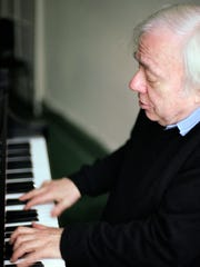 Richard Goode will perform for the Chamber Music Society