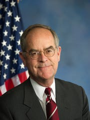 Rep. Jim Cooper, D-Nashville, represents Tennessee's 5th District in Congress.