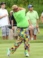 John Daly was one of the crowd favorites at the Dick's Sporting Goods Open.