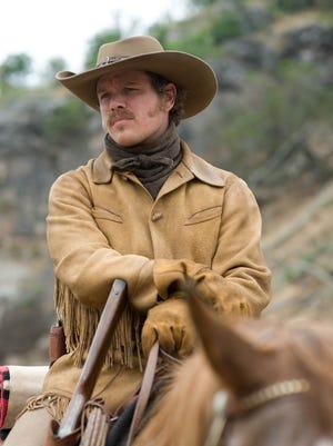 "Matt Damon stars in the 2010 remake of ""True Grit."""