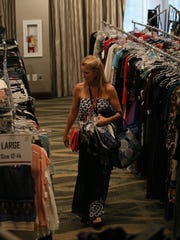 A scene from the 2016 Love That Dress! event at the Embassy Suites Fort Myers-Estero