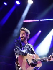 Thomas Rhett will headline two sold-out shows at Ascend Amphitheater on April 20-21.