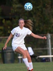 Brownsburg's Alison Hieston is hoping the Bulldogs can dethrone Avon.