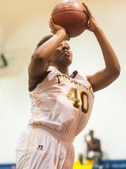Pocomoke and Dynaisha Christian will take on Washington in opening-round action on Friday.