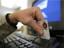 The Defense Department is making a number of improvements to the common access card to enhance identity authentication and physical and network security.