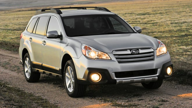 Sticker prices for the 2014 Subaru Outback start at $23,495.