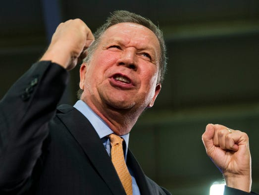 John Kasich stands for things that matter to us – and