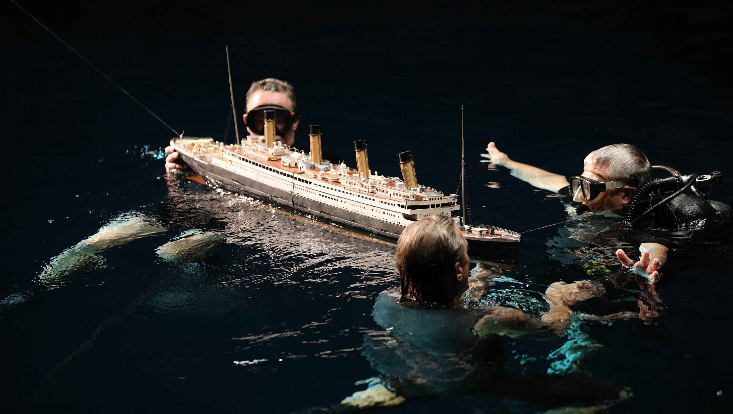 39 titanic 20 years later 39 what james cameron got right - Did the titanic have swimming pools ...
