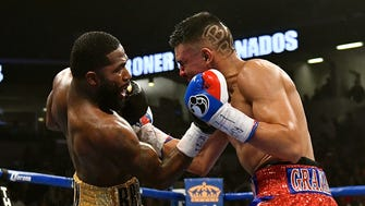 Adrien Broner and Adrian Granados trade punches Saturday February 18th at Cintas Center.