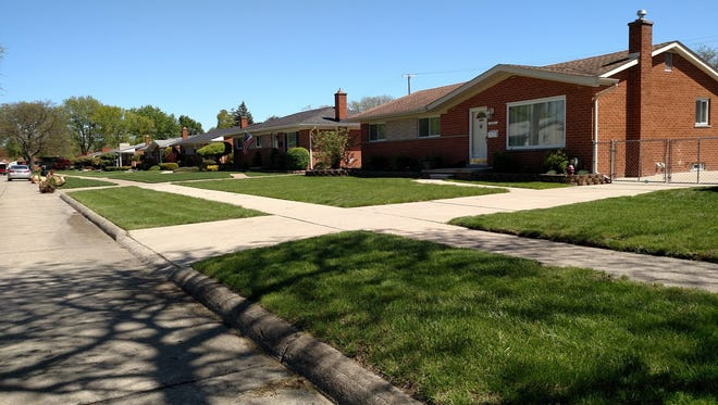 Several neighborhood grants are available from the city for improvements to local subdivisions.