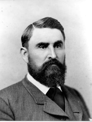 Charles Goodnight was co-founder of the Goodnight-Living Trail and the JA Ranch located in Palo Duro Canyon.