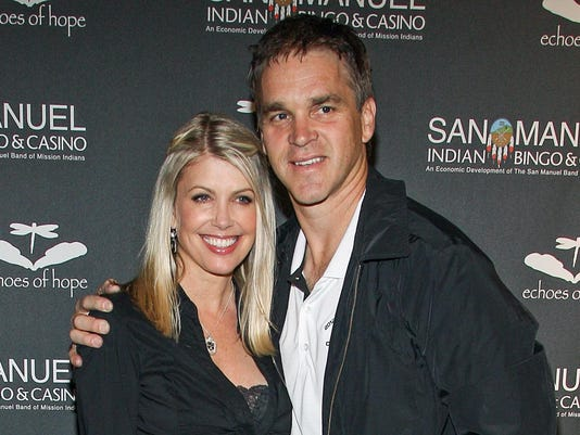 Luc Robitaille,Stacia Robitaille`