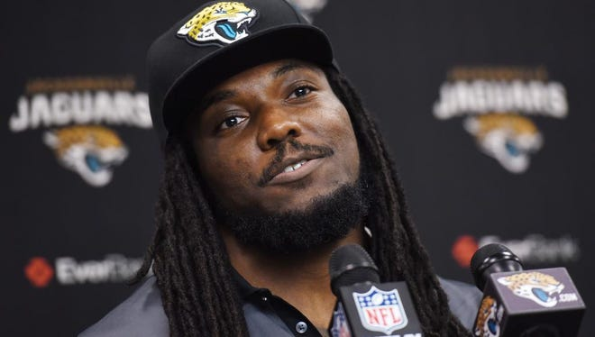 Former Jets running back Chris Ivory should team with T.J. Yeldon to bolster the Jaguars' rushing attack. Ivory, who ran for 1,070 yards and seven touchdowns last season, signed a five-year deal worth $32 million with the Jaguars.