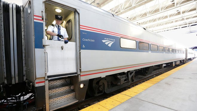 Advocates for Amtrak have a plan for high-speed rail throughout the East Coast.