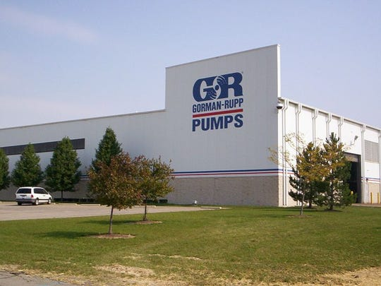 The Gorman-Rupp Co., 700 S. Airport Road, has been awarded $7.2 million federal contract.