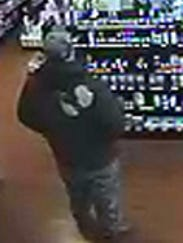 State police say this man robbed the Red Lion Pharmacy