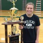 Novi's O'Leary brings home Miss Volleyball award