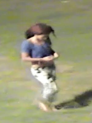 Police released images of people they believe are involved in the killing of 18-year-old Trevor McClements.