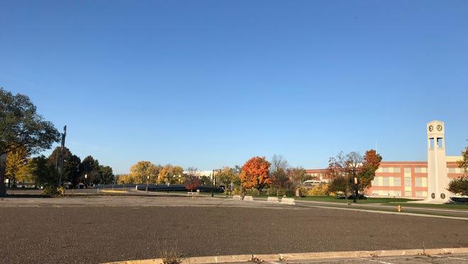 Downtown Wisconsin Rapids.
