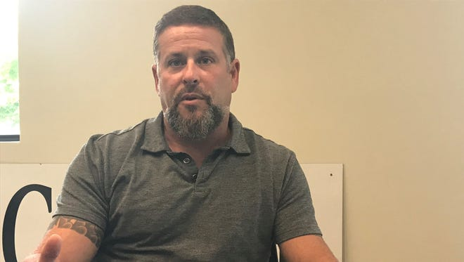 Scott Wealing, owner of Briggs Core Dynamics, discusses his training for police and civilians on active shooter situations.