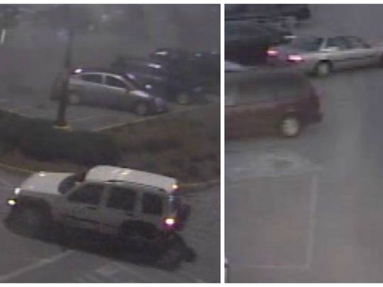 These are the suspect cars in the fraud case. Anyone who may know the whereabouts can contact: Des Moines Police Detective Bureau at 515-283-4865 or anonymously with Polk County Crime Stoppers at 515-223-1400.