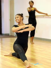 Dance His High Praise, an annual event, takes hours and hours of rehearsal.