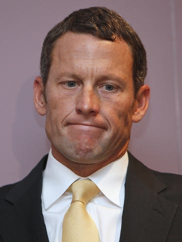 Lance Armstrong is being sued by the federal government